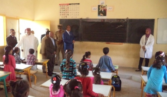 في شأن الانطلاقة الرسمية للدخول المدرسي -2