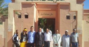 مكتب جماعة تنسيفت – دائرة اكدز  بإقليم زاكورة