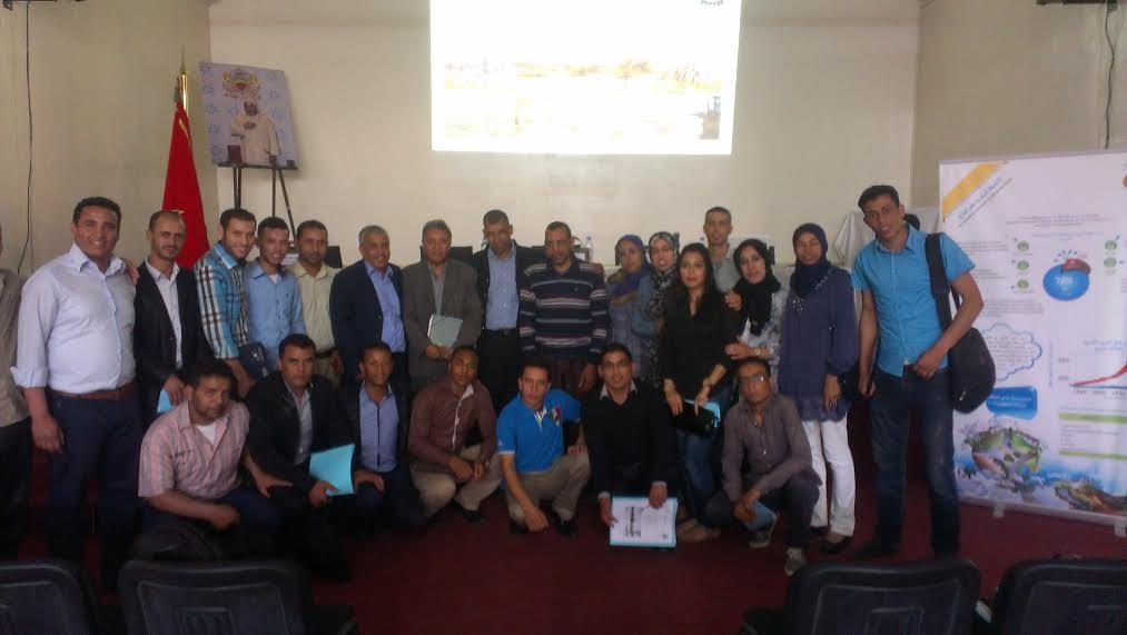 أيّة أدوار لمختلف الفاعلين في  المحافظة على الواحات المغربية والتكيف مع التغيرات المناخية