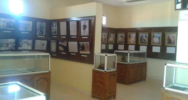 الفضاء التربوي والتثقيفي والمتحفي للمقاومة وجيش التحرير بإمحاميد الغزلان-4