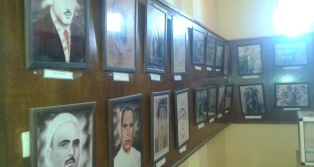 الفضاء التربوي والتثقيفي والمتحفي للمقاومة وجيش التحرير بإمحاميد الغزلان-6