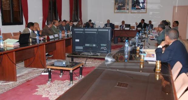 المجلس الاقليمي لزاكورة يعجز عن استكمال هياكله