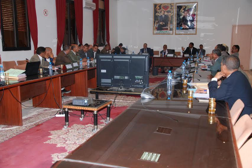 المجلس الاقليمي لزاكورة يعجز عن استكمال هياكله-1