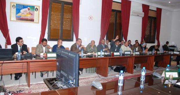 المجلس الاقليمي لزاكورة يعجز عن استكمال هياكله-2
