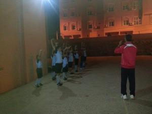 انطلاق تداريب مدرسة كرة القدم بزاكورة-2