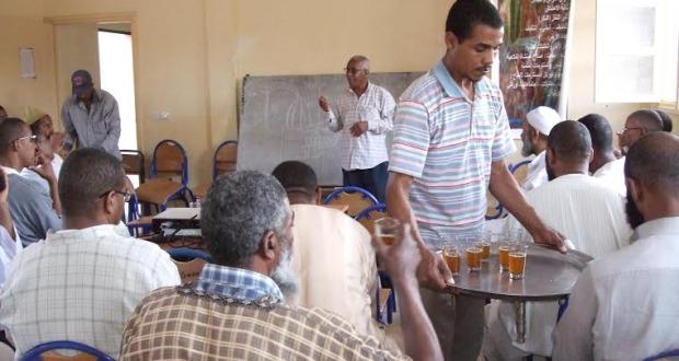 تعاونية شباب تمزموط في لقاء تواصلي تكويني-2