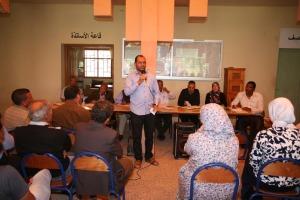 ثانوية عبد الرحيم بوعبيد بورزازات تنظم لقاءا تواصليا بين أطقم المؤسسة والأمهات و الآباء-2