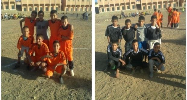 دوري كرة القدم المصغرة بالنقوب 1