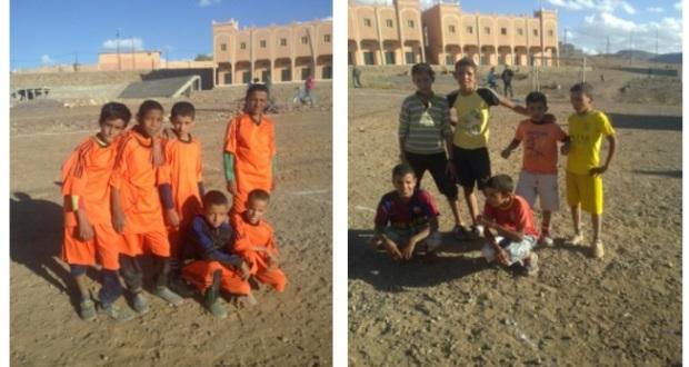 دوري كرة القدم المصغرة بالنقوب