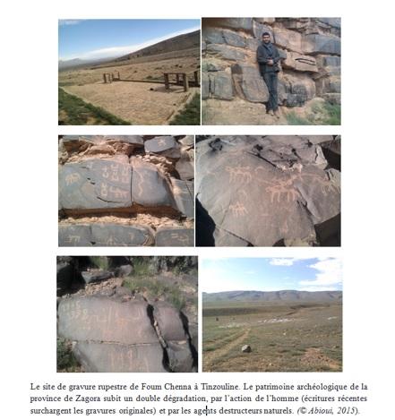 زاكورة تستقبل باحثين جيولوجين مغاربة وأجانب حول الثراث الجيولوجي 2