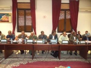 قضايا التربية والتكوين في جدول أعمال أولى جلسات المجلس الإقليمي بزاكورة-2