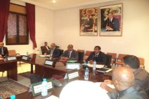 قضايا التربية والتكوين في جدول أعمال أولى جلسات المجلس الإقليمي بزاكورة