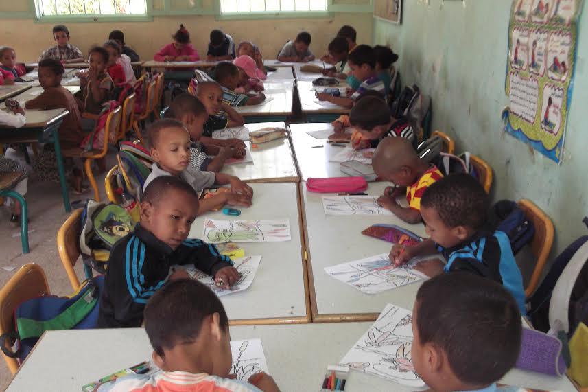 مجموعة مدارس بني علي في موعد مع اليوم العالمي للطفل و اليوم الوطني للمرأة -1