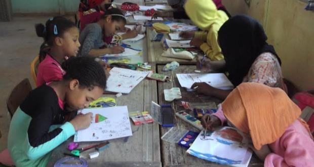 مجموعة مدارس بني علي في موعد مع اليوم العالمي للطفل و اليوم الوطني للمرأة -4