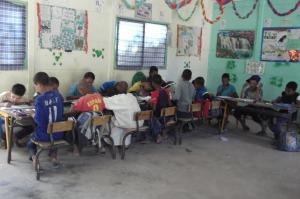 مجموعة مدارس بني علي في موعد مع اليوم العالمي للطفل و اليوم الوطني للمرأة -5
