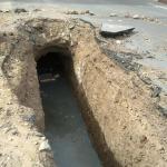 عامل صيانة يموت خنقا بإحدى قنوات الصرف الصحي  بورزازات