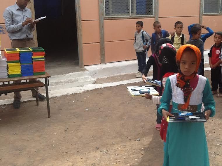 operation esperanza 2015 a mlal province zagora -1