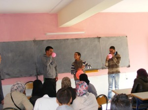 التحفيز والتفوق الدراسي هما المحورين الرئيسين للدورة التدريبية  (3)