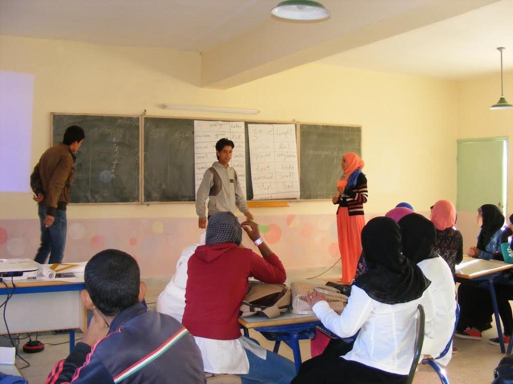 التحفيز والتفوق الدراسي هما المحورين الرئيسين للدورة التدريبية  (4)