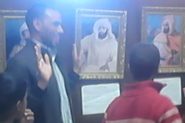 الفضاء التربوي والتثقيفي والمتحفي للمقاومة وجيش التحرير بامحاميد الغزلان يحتفل بالذكرى الستين لعيد الإستقلال-2