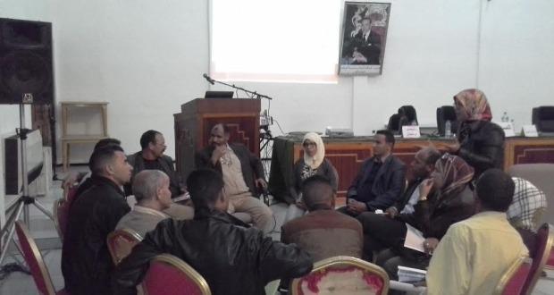 تأسيس المجلس الجهوي للمجتمع المدني لجهة درعة تافيلالت-1