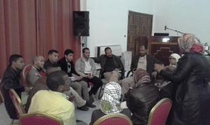 تأسيس المجلس الجهوي للمجتمع المدني لجهة درعة تافيلالت