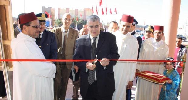 تدشين مشاريع جديد بمناسبة الذكرى الستين لعيد الاستقلال