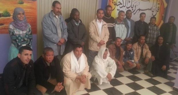 """""""مصطفى الزقي"""" كاتبا محليا لحزب العدالة والتنمية بالنقوب"""
