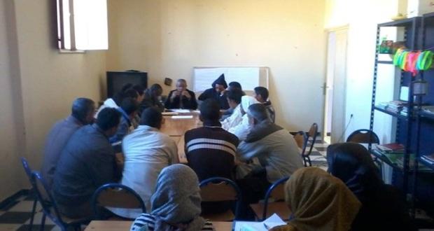 مصطفى الزقي كاتبا محليا لحزب العدالة والتنمية بالنقوب 2
