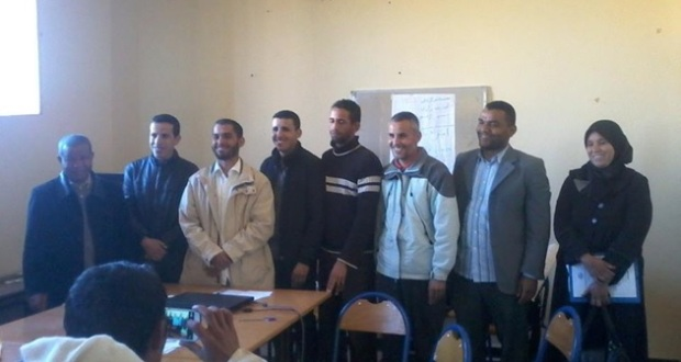 مصطفى الزقي كاتبا محليا لحزب العدالة والتنمية بالنقوب