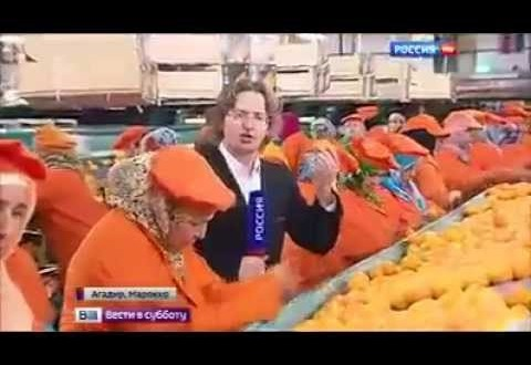 تقرير للتلفزيون الروسي يبرز فيه اهمية المغرب كوجهة سياحية وزراعية يمكن الاستفادة منها بدل تركيا…!!!