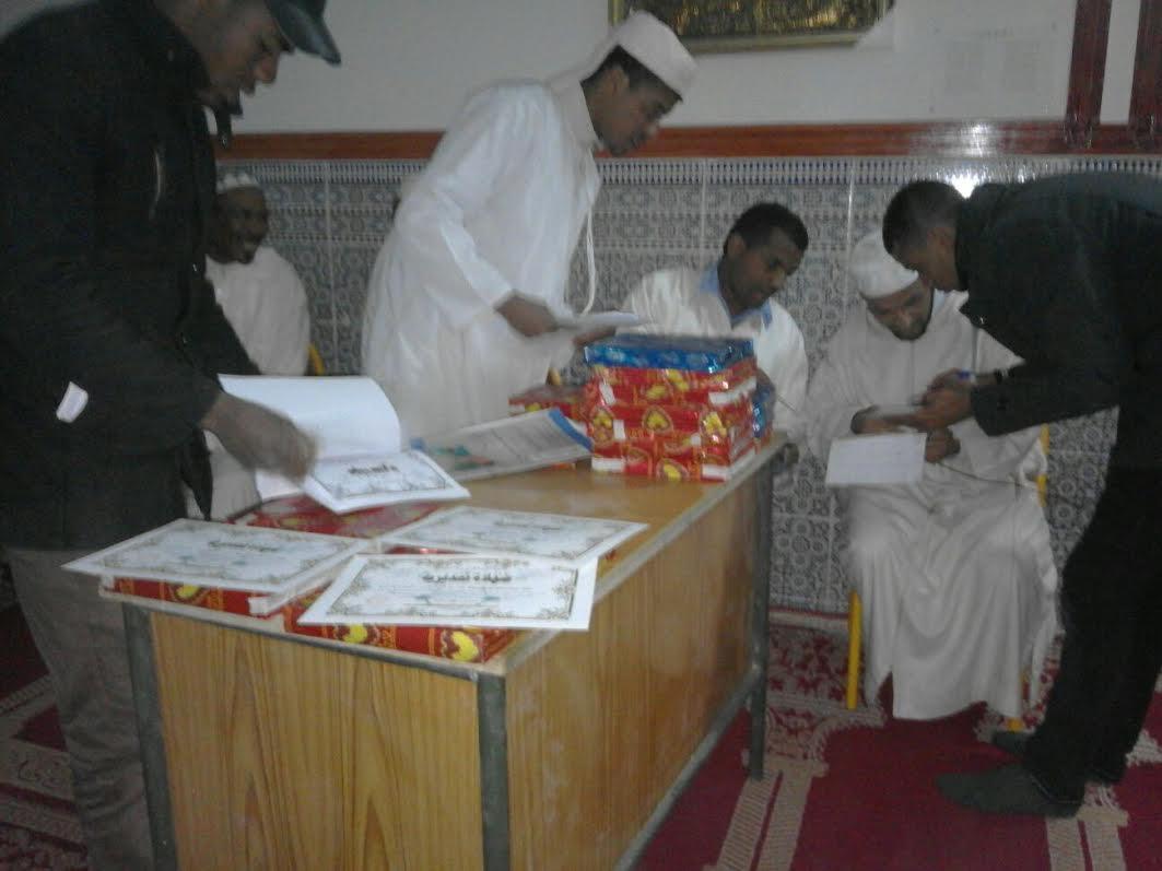 أمسية دينية ومسابقة قرآنية بتنزولين -10