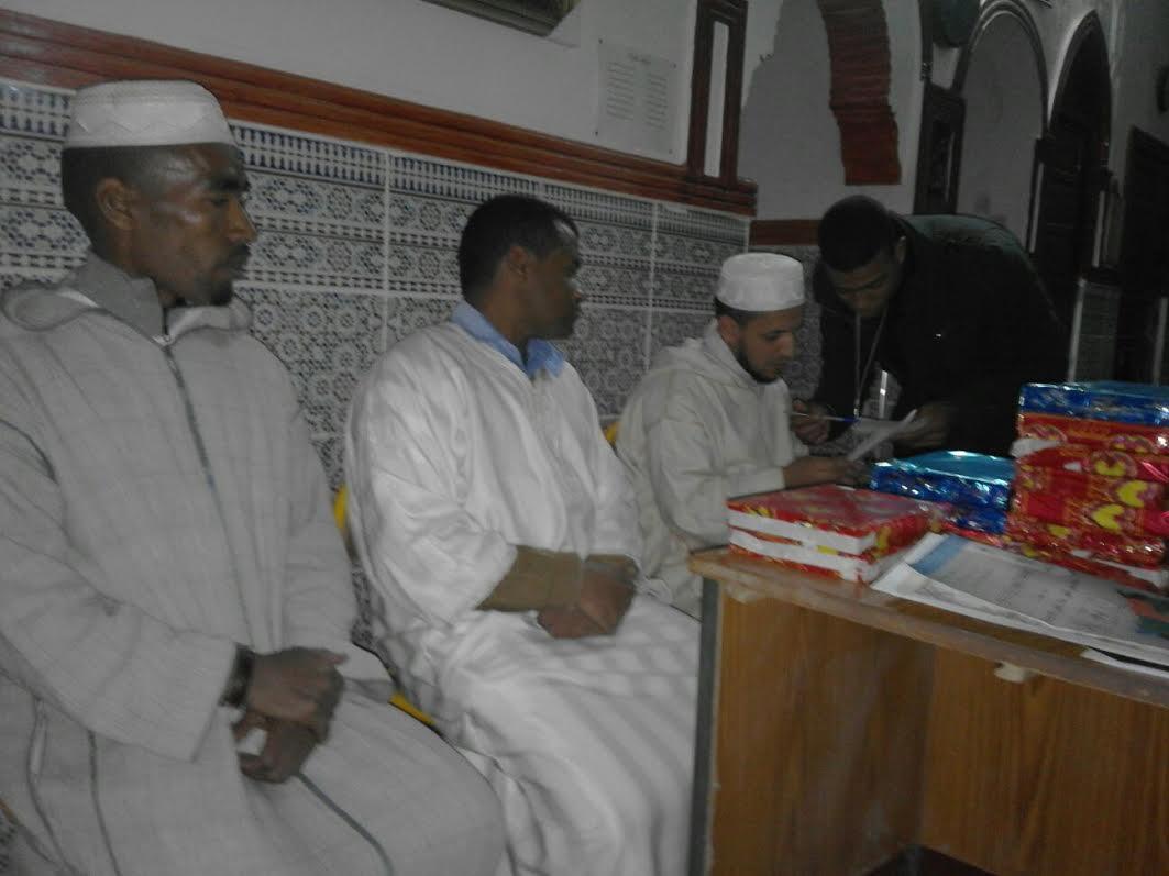 أمسية دينية ومسابقة قرآنية بتنزولين -11