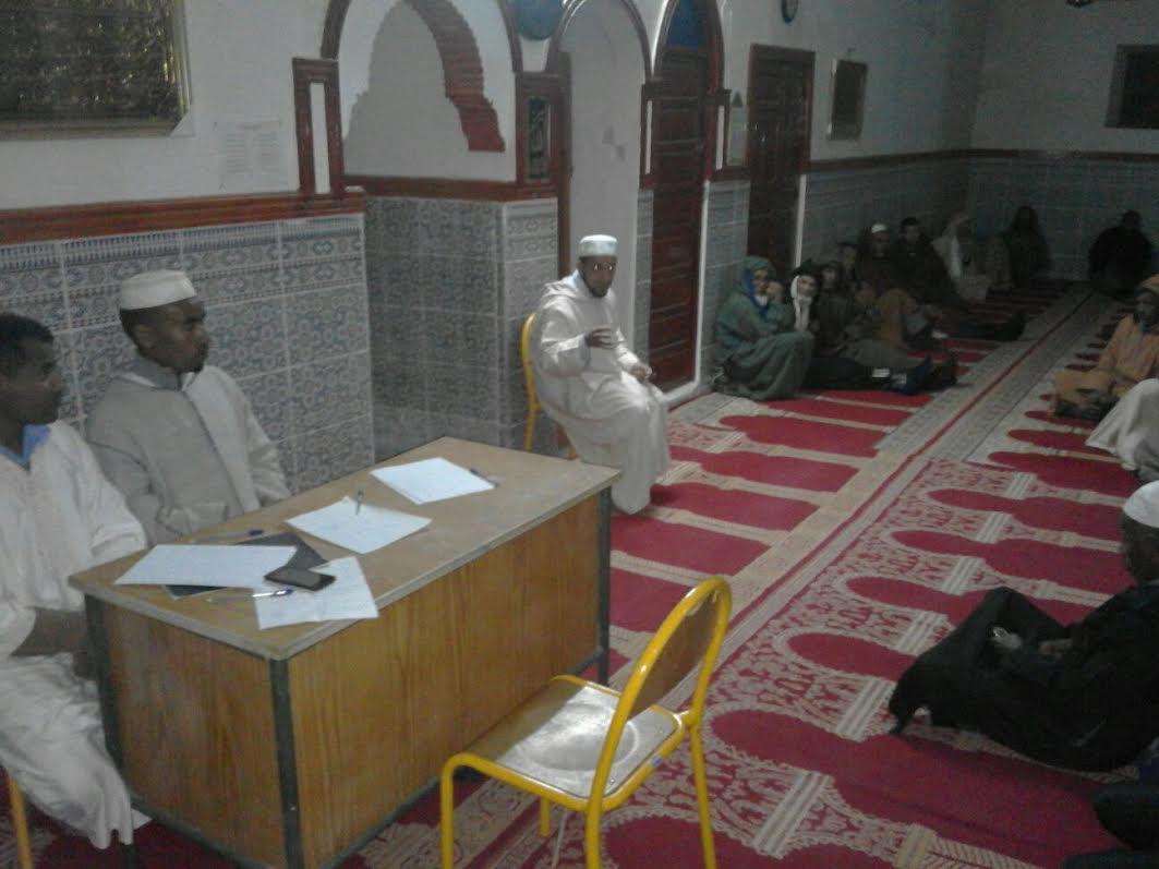 أمسية دينية ومسابقة قرآنية بتنزولين -13