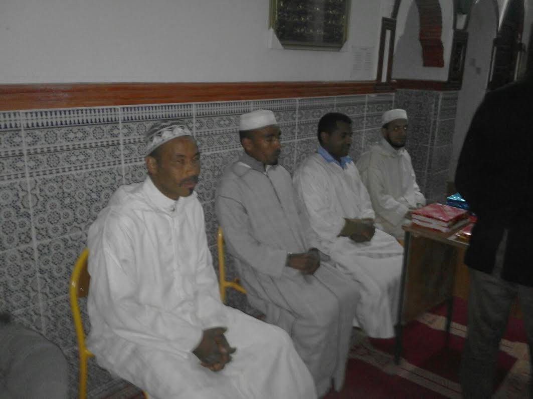أمسية دينية ومسابقة قرآنية بتنزولين -15