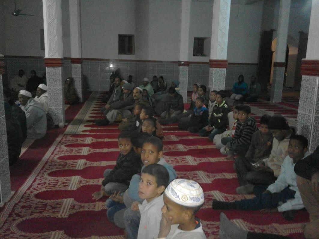 أمسية دينية ومسابقة قرآنية بتنزولين -16