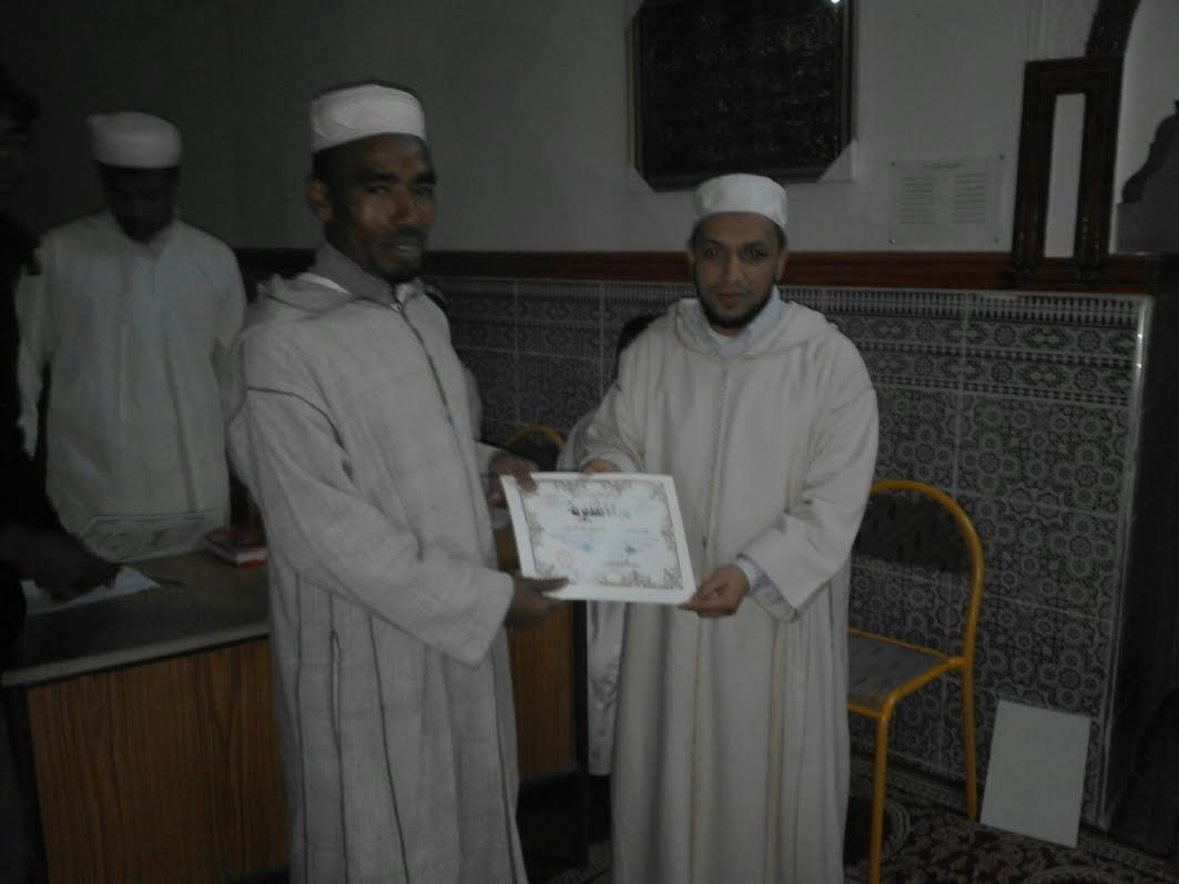أمسية دينية ومسابقة قرآنية بتنزولين -2