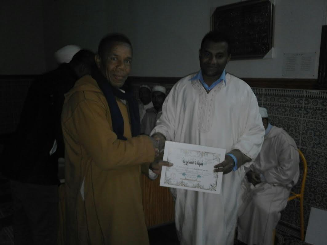 أمسية دينية ومسابقة قرآنية بتنزولين -3