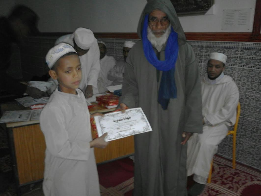 أمسية دينية ومسابقة قرآنية بتنزولين -7