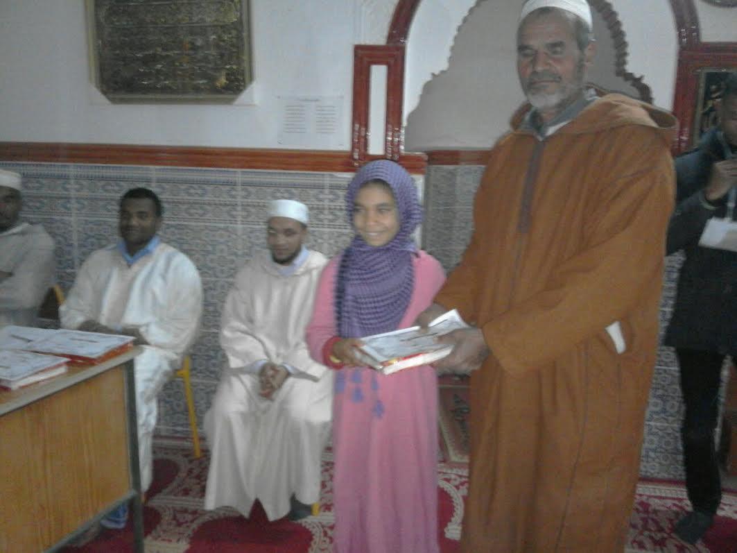 أمسية دينية ومسابقة قرآنية بتنزولين -9
