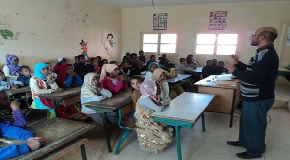 الأسبوع الوطني للتعاون المدرسي -2