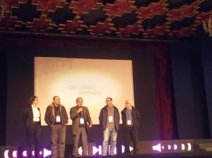 تنظيم المهرجان الجامعي الدولي الأولالسينماالشباب بورزازات-3