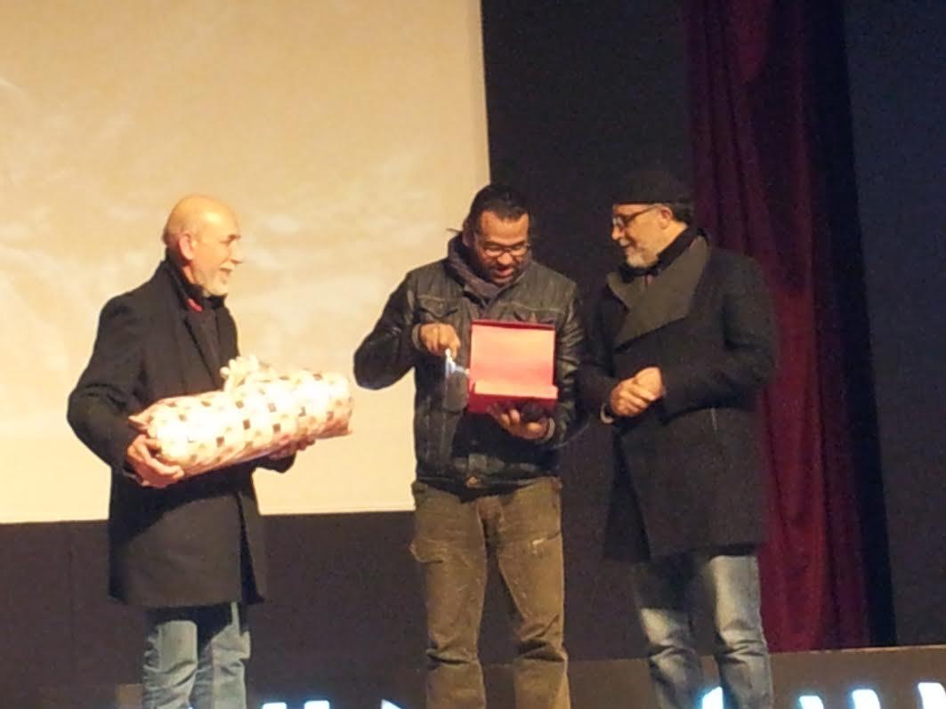 تنظيم المهرجان الجامعي الدولي الأولالسينماالشباب بورزازات-4
