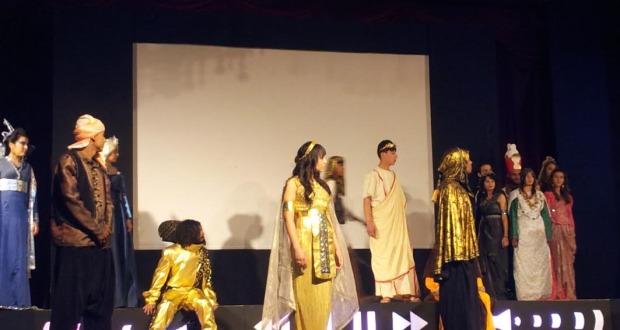 تنظيم المهرجان الجامعي الدولي الأولالسينماالشباب بورزازات
