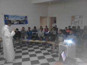جمعية قصر بني صبيح للبيئة والتنمية تنظم دورة مهارات التواصل الفعال-1