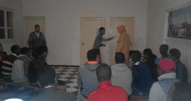 جمعية قصر بني صبيح للبيئة والتنمية تنظم دورة مهارات التواصل الفعال-2