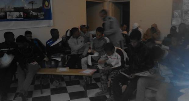 جمعية قصر بني صبيح للبيئة والتنمية تنظم دورة مهارات التواصل الفعال لفائدة تلاميذ الثانوي التأهيلي