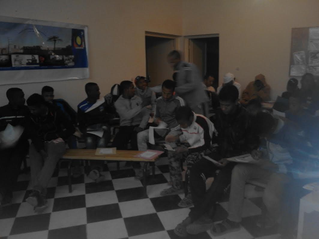 جمعية قصر بني صبيح للبيئة والتنمية تنظم دورة مهارات التواصل الفعال-6