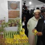 عامل إقليم زاكورة يترأس افتتاح المهرجان الدولي الرابع للحناء بتازارين-00