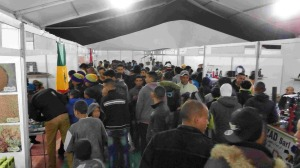 عامل إقليم زاكورة يترأس افتتاح المهرجان الدولي الرابع للحناء بتازارين-23